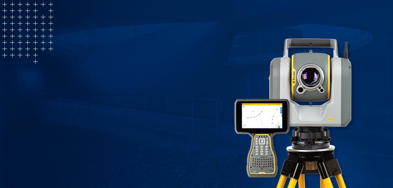 Trimble SX12